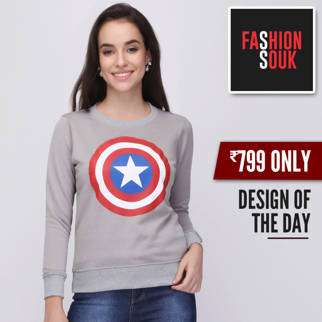 grey captain america t shirt